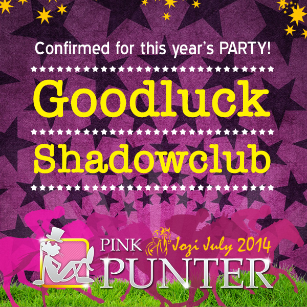 Pink Punter 2014 - Band Announcement